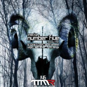 IMECKA - Number Five (Remixes)