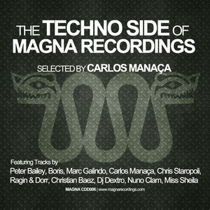 VARIOUS - Techno Side Of Magna Recordings