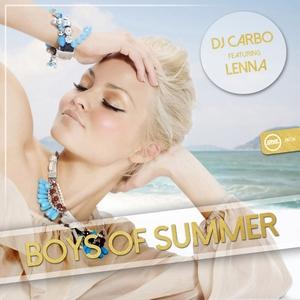 DJ CARBO feat LENNA - Boys Of Summer