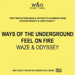 WAZE & ODYSSEY - Ways Of The Underground EP