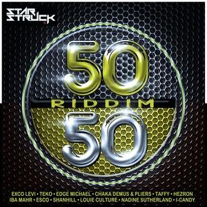 VARIOUS - 50-50 Riddim