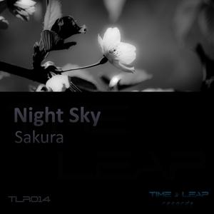 NIGHT SKY - Sakura