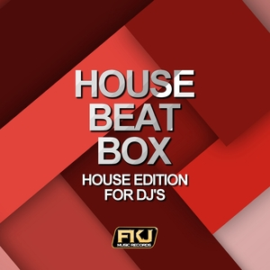 VARIOUS - House Beat Box: House Edition For DJ's