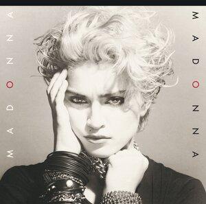 MADONNA - Madonna (Reissue)
