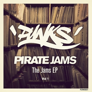 PIRATE JAMS - The Jams EP Vol 1