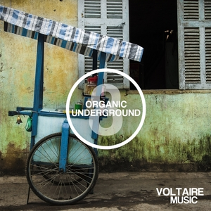 VARIOUS - Organic Underground Issue 8