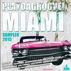 VARIOUS - Playdagroove: Miami Sampler 2015 (club edition)