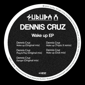 CRUZ, Dennis - Wake Up EP