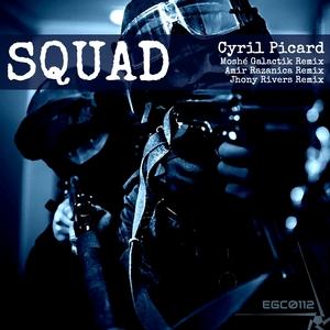 PICARD, Cyril - Squad