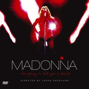 MADONNA - I'm Going To Tell You A Secret: Audio Only DMD (live)