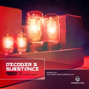 DECODER/SUBSTANCE feat SUSIE LEDGE - Red
