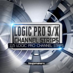SINGOMAKERS - Logic Pro 9/X Channel Strips (Sample Pack LOGIC)