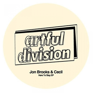 CECIL/JON BROOKS - Here To Stay EP