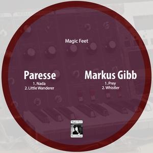 PARESSE/MARKUS GIBB - Nada/Prey
