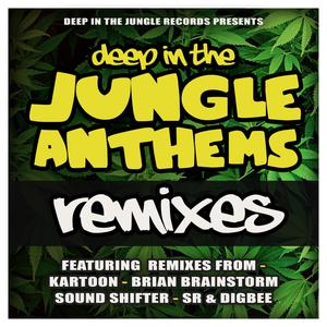 KARTOON/SHARPZ/RIFFZ/CRISIS/IKON B - Deep In The Jungle Anthems (remixes)