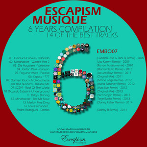 VARIOUS - 6 Years Of Escapism Musique