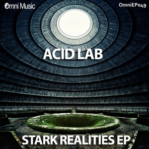 ACID LAB/DRAMA/MENTAL FORCES/ASYMMETRIC - Stark Realities EP