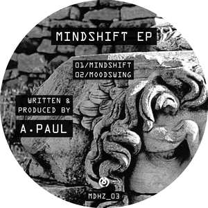A PAUL - Mindshift EP