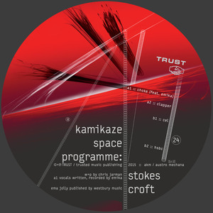 KAMIKAZE SPACE PROGRAMME - Stokes Croft