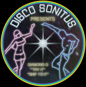 DIAMOND D - Try It EP