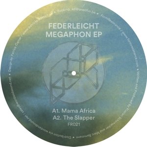 FEDERLEICHT - Megaphon EP