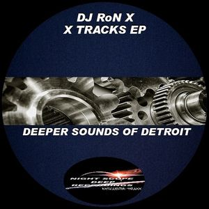 DJ RON X - X Tracks EP