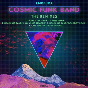 COSMIC FUNK BAND - The Remixes