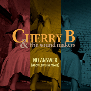 CHERRY B/THE SOUND MAKERS - No Answer (Andy Lewis remixes)