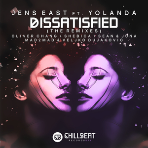 JENS EAST feat YOLANDA - Dissatisfied