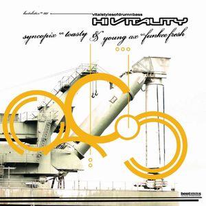 SYNCOPIX/YOUNG AX - Toasty/Funkee Fresh