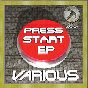 K MOTIONZ/KONVICT DEE/PEST/RD - Press Start EP