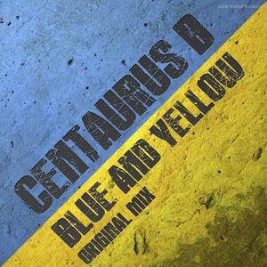 CENTAURUS B - Blue & Yellow