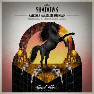 KATRINKA feat BILLIE FOUNTAIN - Shadows