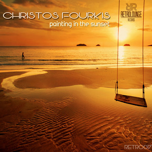 FOURKIS, Christos - Painting In The Sunset