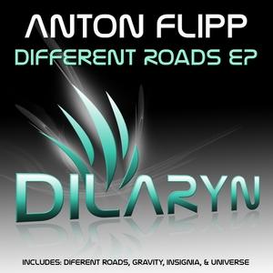 FLIPP, Anton - Different Roads EP