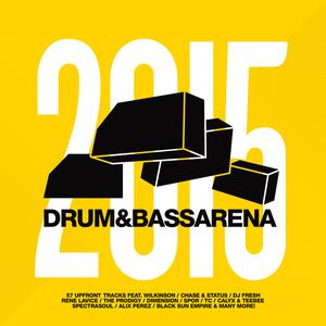 VARIOUS - Drum & Bass Arena 2015