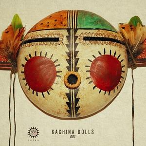 VARIOUS - Kachina Dolls 001