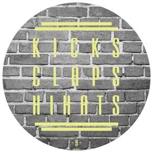 VARIOUS - Kicks Claps & Hihats Vol 9