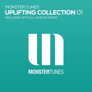 VARIOUS - Monster Tunes: Uplifting Collection 01