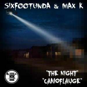 SIXFOOTUNDA/MAX K - The Night