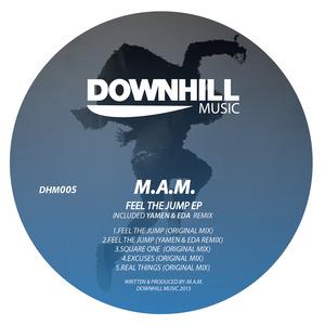 MAM - Feel The Jump EP