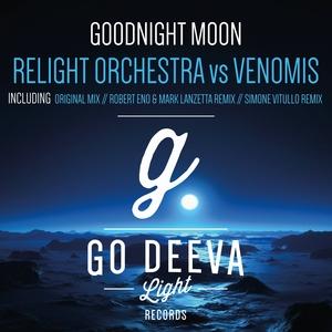 VENOMIS/RELIGHT ORCHESTRA - Goodnight Moon (remixes)