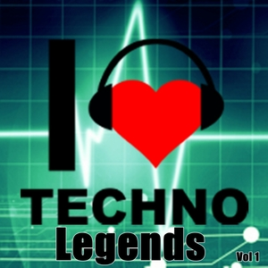 VARIOUS - I Love Techno Legends Vol 1
