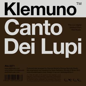 KLEMUNO - Canto Dei Lupi