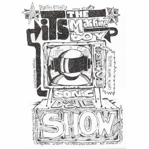 MACHINE BOY - It's The Machine Boy Sonic Doodle Show