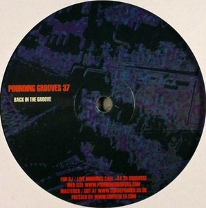POUNDING GROOVES - Pounding Grooves 37