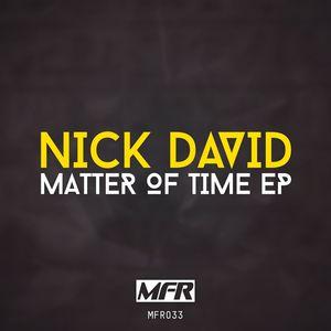 DAVID, Nick - Matter Of Time