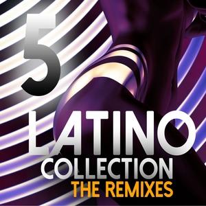 VARIOUS - Latino Collection Vol 5 (remixes)