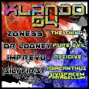ZONE 33/DR LOONEY/IMPREVU/SILYFIRST - Klando Vol 4