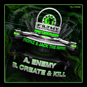 PROPAZ/ACK THE RIPPER - Enemy